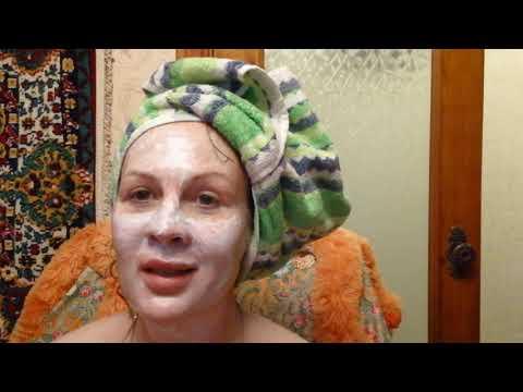 Бьюти совет! Советую я вам маску - из крема спермацетовый и маску для волос - Amla-hair Oil