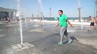 Проверили фонтаны в Одессе :)