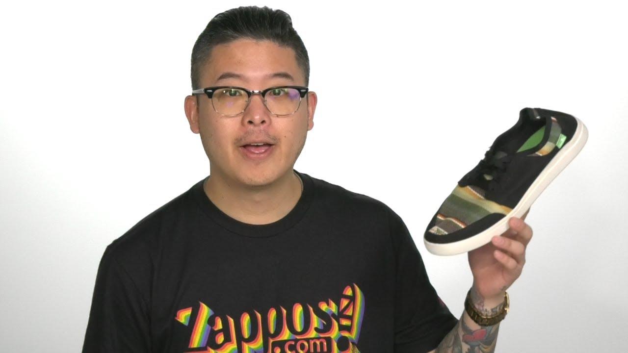 Sanuk Vagabond Lace Sneaker | Zappos.com