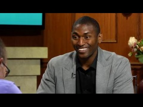 "Metta World Peace on ""Larry King Now"" - Full Episode Available in the U.S. on Ora.TV"