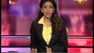 News 1st Prime time Lunch 2016-09-29