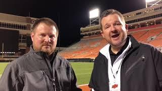 OSU Football - Cowboys hold off TCU