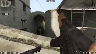 Counter-Strike: Global Offensive Mod [Counter-Strike: Source] - Dust 2 - Terrorist Gameplay