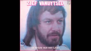 ZJEF VANUYTSEL de stilte van het land 1978