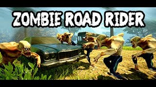 Zombie Road Rider Gameplay | No Commentary