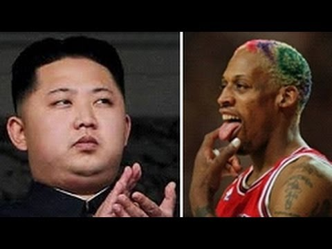 AS THE WORM TURNS: Dennis Rodman Apologizes over comments in North Korea