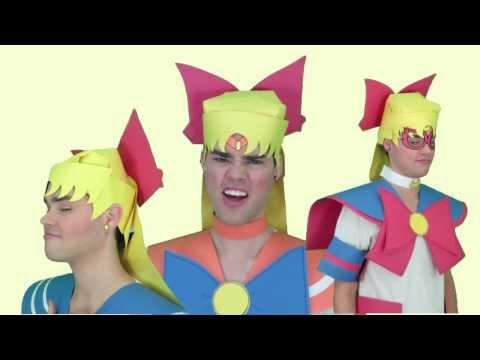 Lady Gaga (Sailor) Venus - Music Video!