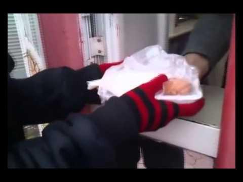 Сосиски в жидком тесте