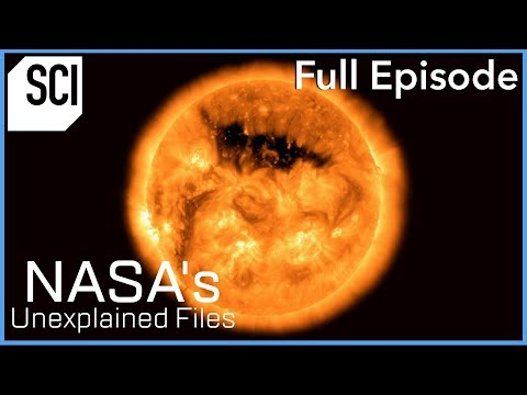 A Piece Of The Sun Missing? | NASA's Unexplained Files (Full Episode)