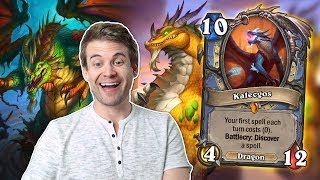 (Hearthstone) Nozari and Emeriss and Kalecgos, Oh MY!