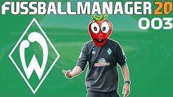 EA Fußball Manager 20 Werder Bremen - Saisonauftakt - #3