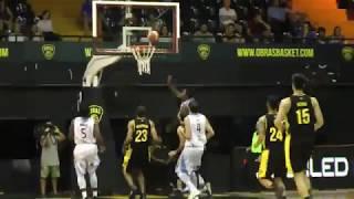 Highlights Obras Basket 86-80 Salta Basket (06-02-18)