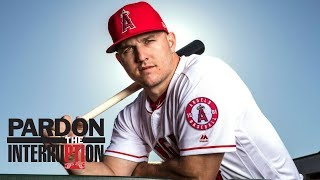 Keith Olbermann: Mike Trout is great but needs exposure in playoffs | Pardon the Interruption | ESPN