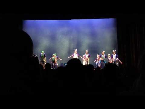Nevada Ballet Theater 2016 Spring performance  - Part 1