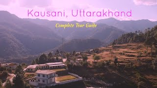 Kausani Tourist Places | Kausani Tour Plan & Kausani Tour Budget | Kausani Travel Guide in Hindi