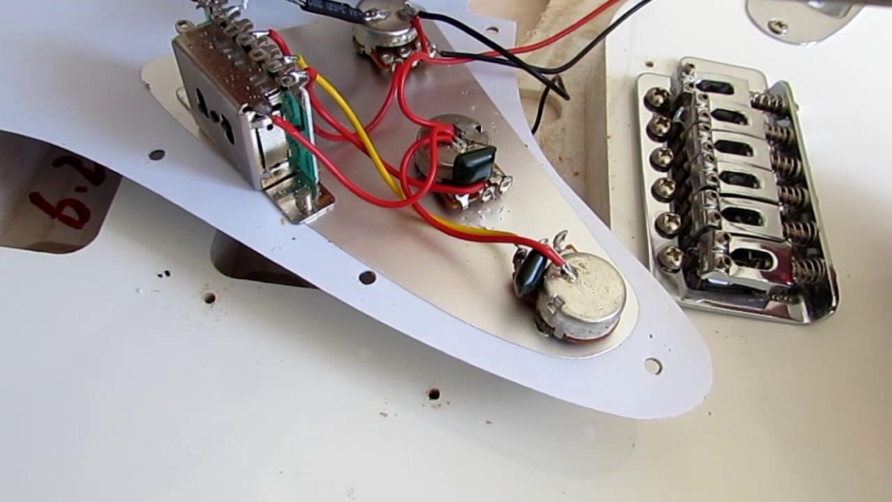 Telecaster Wiring Schematic Esquema Eletrico Guitarra Stratocaster Padr 227 O Fender Youtube