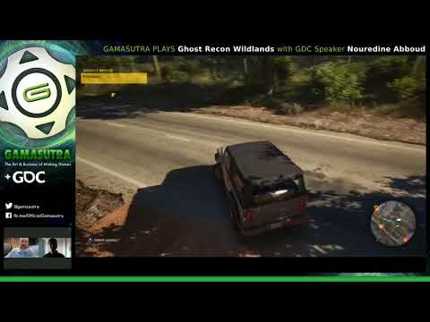 Gamasutra plays Ghost Recon Wildlands with senior producer Nouredine Abboud