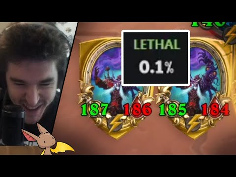 I Had a 0.1% Chance to Lethal My Opponent