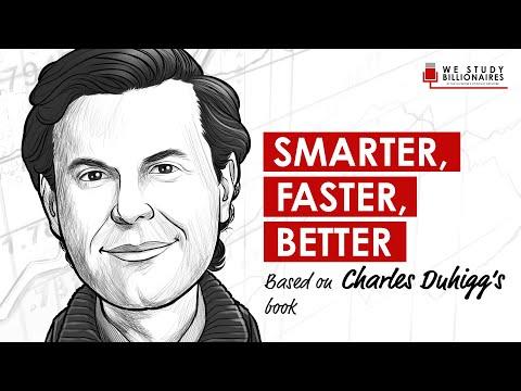 131 TIP: Smarter, Faster, Better by Charles Duhigg