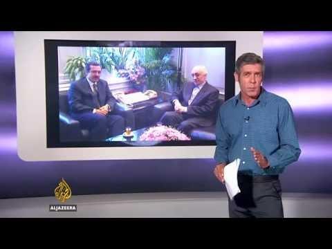 Mahir Zeynalov on Turkey's crackdown on press - Al Jazeera - Listening Post