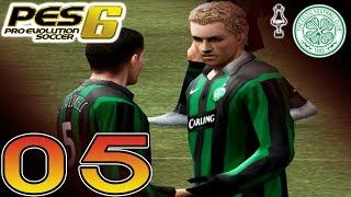 PES 6 Master League - vs Celtic (H) - Part 05
