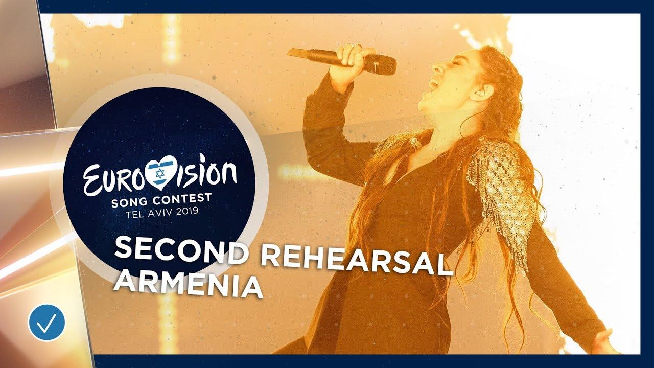 Download Armenia 🇦🇲 - Srbuk - Walking Out - Exclusive Rehearsal Clip - Eurovision 2019