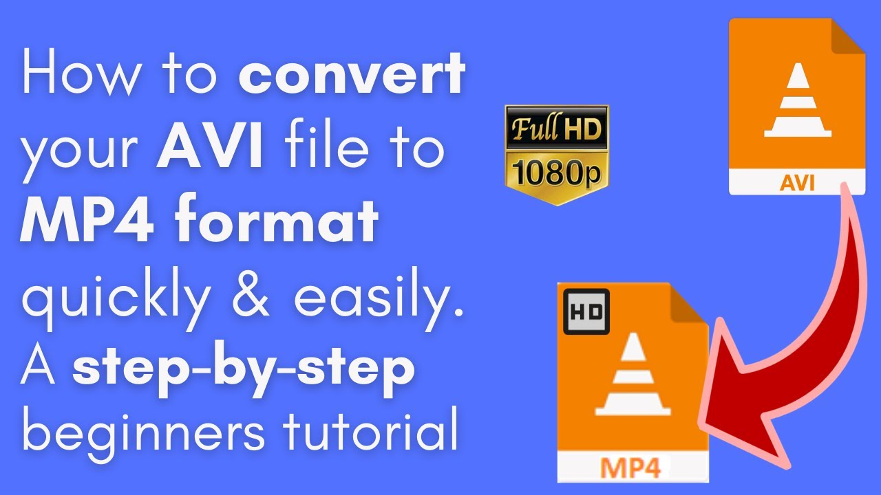 how to convert avi to mp4 on windows using the best avi to mp4 converter youtube. Black Bedroom Furniture Sets. Home Design Ideas