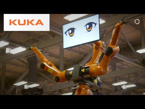 Robots, AI and the Future of Production | KUKA @ SXSW 2018