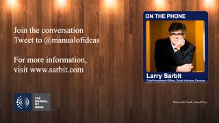 The Four Pillars of Successful Business Investing, with Larry Sarbit of Sarbit Advisory Services