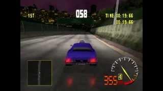 Retro Gaming : Test Drive 5 - San Fransisco