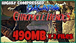 Download Basara 2 Heroes Ppsspp Highly Compressed