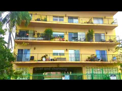 FOR RENT | 1 BED/1 BATH APT | FURNISHED | 2 BALCONIES | MIAMI BEACH