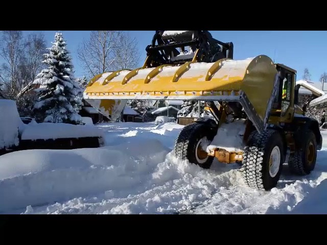 Daniels Plows Pinnacle Pusher