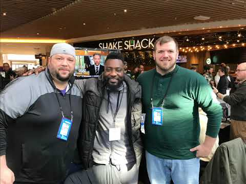Radio Row: Ex-NFL DB Tyrone Carter Talks Importance Of SB In Minnesota With Levack & Goz