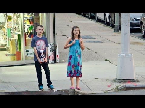 Would You Let Your Kids Walk All Alone in New York City?