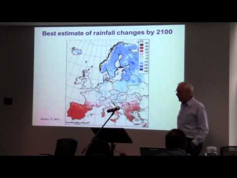 European Studies Summer School 2013: Emerging challenges of environmental and climate change part 1