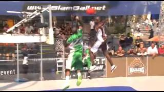 Slamball Highlights