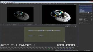 Видеоурок по Fusion, основы MotionBlur'а от Krubbs. Часть 1