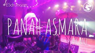 Echa Soemantri - Panah Asmara (Afgan) - Inspirasi 2019, Kuala Lumpur #ESdrumcam