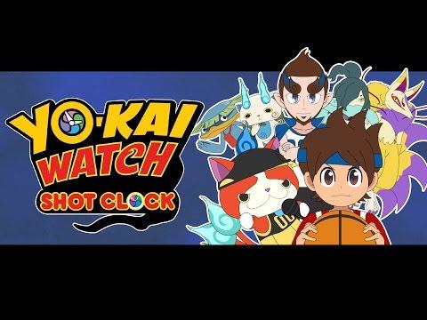 Yo-kai Watch - Shot Clock