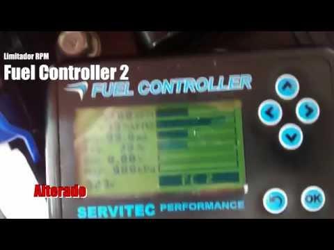 YAMAHA XTZ 250 Lander Limitador RPM modificado (Fuel Controller 2)