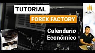 Como utilizar la Pagina de Forex Factory