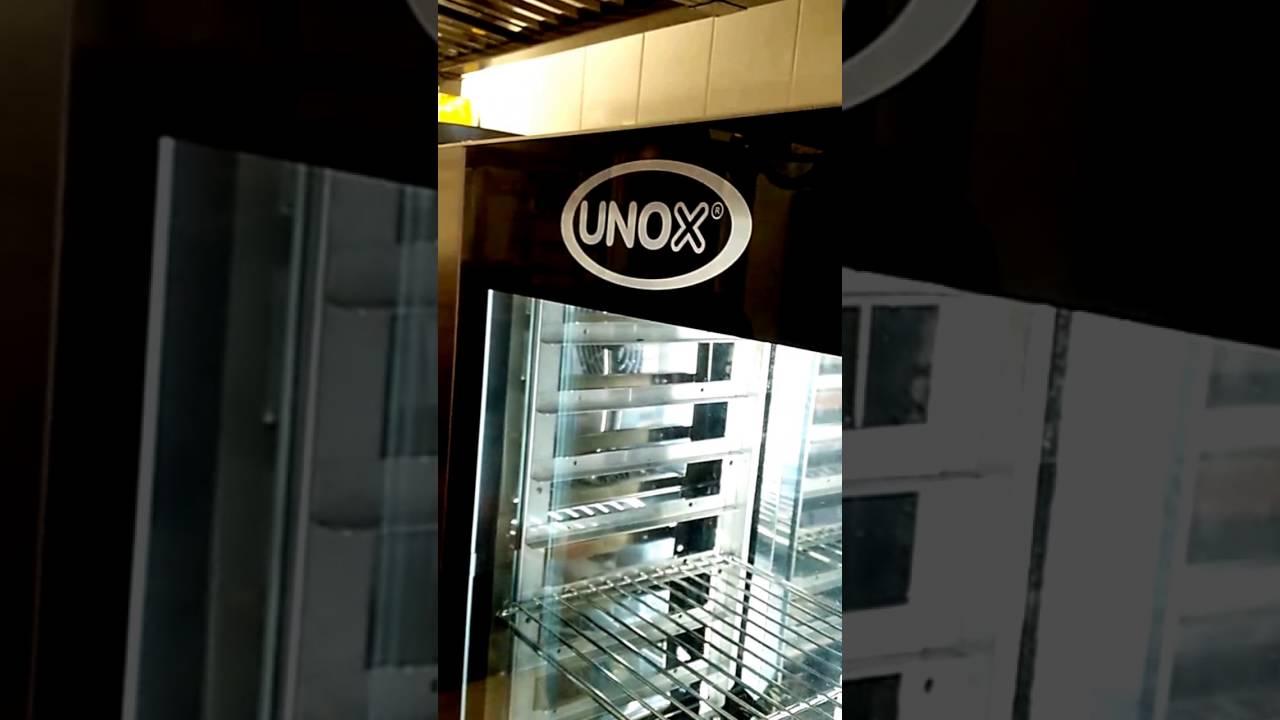конвекционная печь unox инструкция по использованию