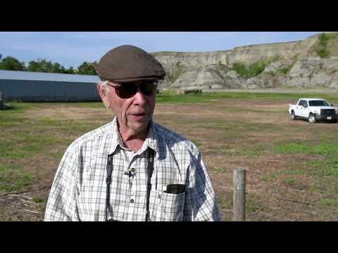 Allan Savory Interview at Miller Ranch