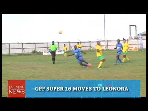 GFF SUPER 16 MOVES TO LEONORA 12 27 2017