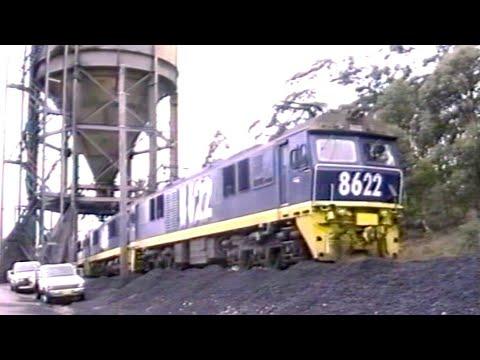 46, 85 & 86 Class Electrics (Trackside Videos Presentation #109)