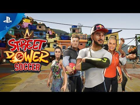 Street Power Soccer - Reveal Trailer | PS4