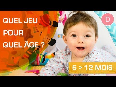Quels Jeux Pour Un Bebe De 6 A 12 Mois Quel Jeu Pour