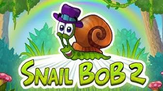 Krasse Schnecken-Action「Snail Bob 2」