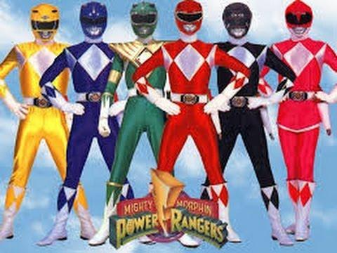 Assistir Online Mighty Morphin Power Rangers Ano 1 Links Abaixo